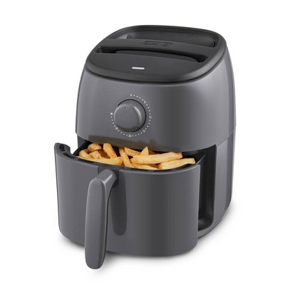 Dash Express Tasti-Crisp 2.6qt Air Fryer - Gray