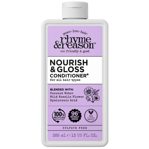 Rhyme & Reason Nourish & Gloss Conditioner - 13 fl oz - image 1 of 4