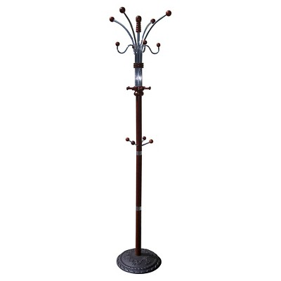 Coat Rack Cherry 73  - Ore International