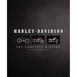 Harley-Davidson - by  Darwin Holmstrom (Hardcover)