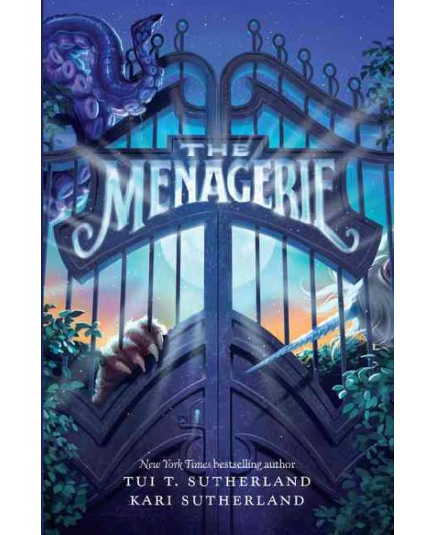 Menagerie -  Reprint (Menagerie) by Tui Sutherland & Kari Sutherland (Paperback) - image 1 of 1