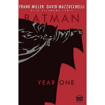 Batman: Year One - by  Frank Miller & David Mazzucchelli (Paperback)