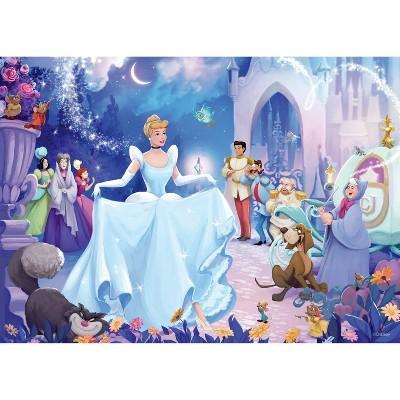 Ceaco Disney Cinderella Wish Jigsaw Puzzle - 1000pc