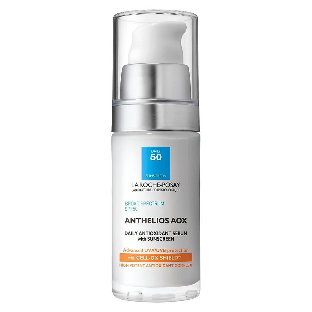 Image of La Roche-Posay Anthelios AOX Daily Antioxidant Face Serum with Sunscreen - SPF 50 - 1.0 fl oz