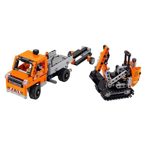 Lego Technic Roadwork Crew 42060 Target