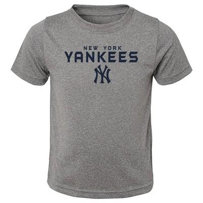 MLB New York Yankees Boys' Performance T-Shirt