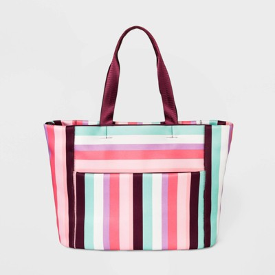 Zip Closure Tote Handbag - Shade & Shore™