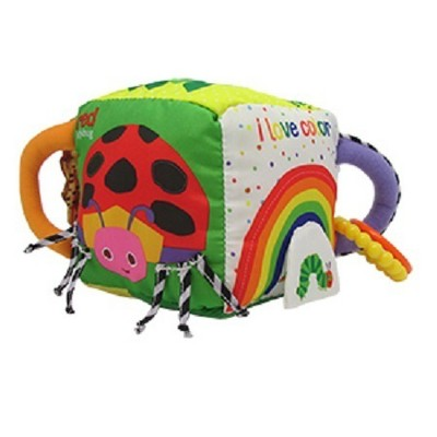 Eric Carle Soft Discovery Cube
