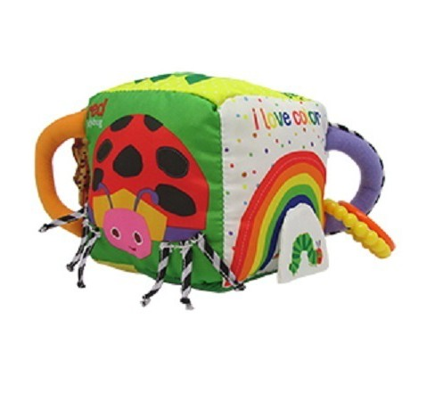 Eric Carle Soft  Discovery Cube - image 1 of 1