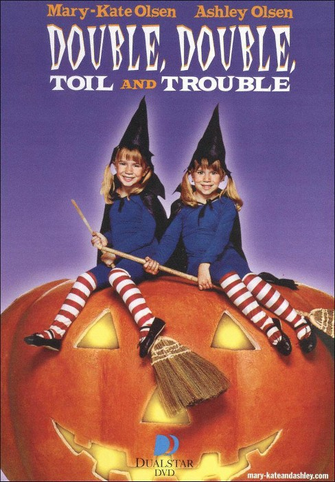 Double double toil and trouble (DVD) - image 1 of 1