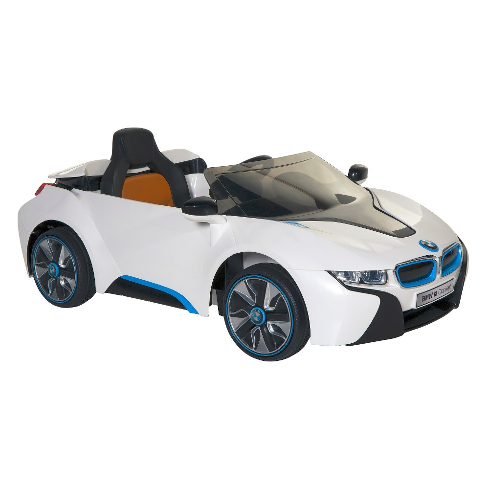 Bmw i8 Hybrid Concept 6-Volt Battery Operated Ride-On Car