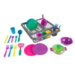 Hey! Play! Kids Play Dish Set
