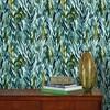 Leaves Peel & Stick Wallpaper Green - Opalhouse™ - image 4 of 4
