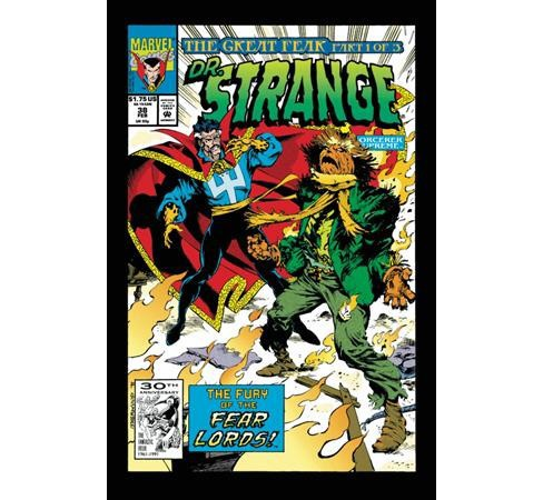 Doctor Strange : Lords of Fear (Paperback) (Stan Lee & Gerry Conway & Scott Edelman & Chris Claremont & - image 1 of 1