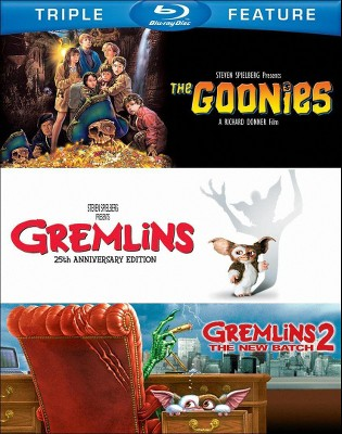 The Goonies/Gremlins/Gremlins 2: The New Batch (Blu-ray)