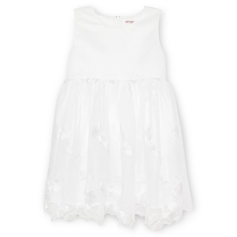 5581bc5766d Miss Treasures Toddler Girls  Lace Flower Girl Dress White - 4T. Shop all Miss  Treasures