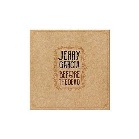 Jerry Garcia - Before The Dead (CD) - image 1 of 1