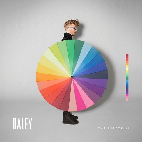 Daley - Spectrum (CD) - image 1 of 1