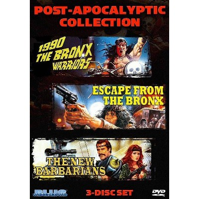 Post-Apocalyptic Collection (DVD)