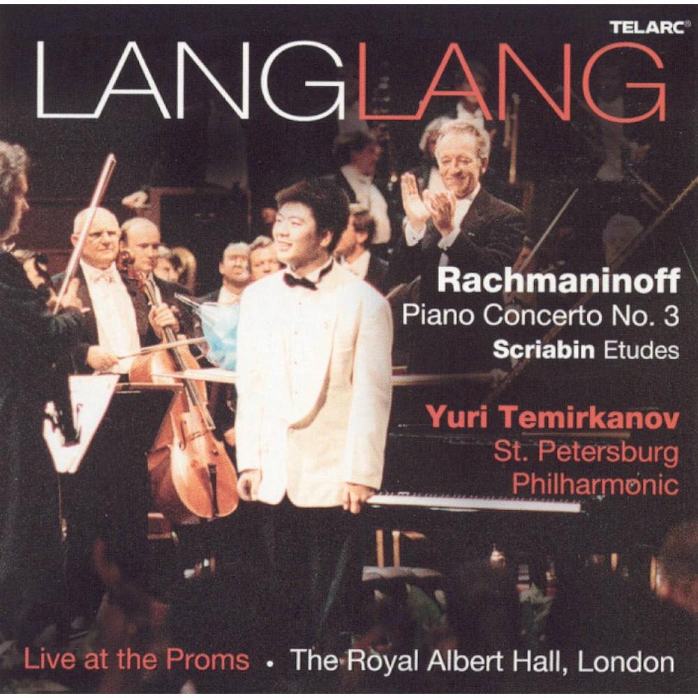 Lang Lang - Rachmaninoff:Piano Concerto No. 3 (CD)