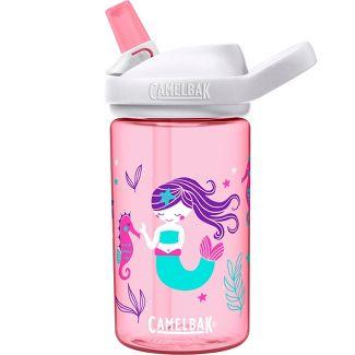 CamelBak Eddy+ 14oz Kids' Water Bottle - Mermaid