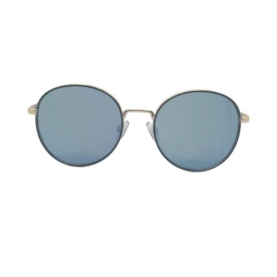61c5d3dde74 Womens Round Sunglasses – A New Day™ Black Gold – Target Inventory ...
