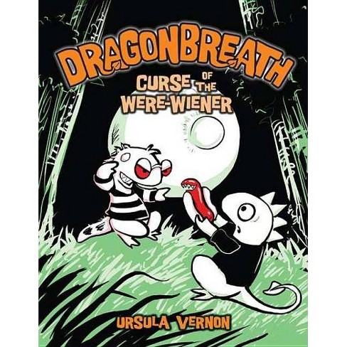 Dragonbreath #3 - by  Ursula Vernon (Hardcover) - image 1 of 1