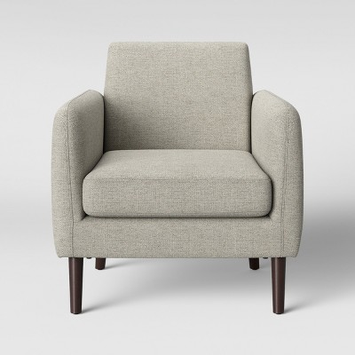 Jakarta Modern Arm Accent Chair Beige - Project 62™