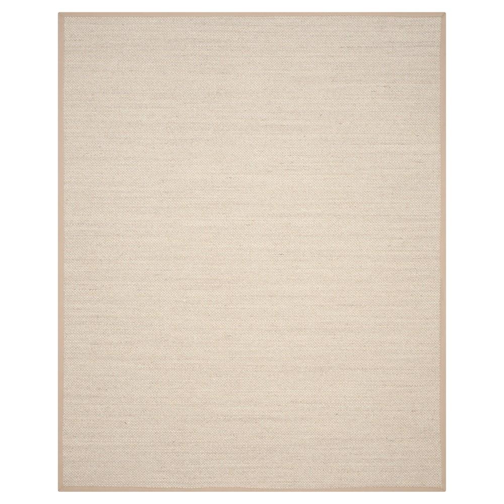 Natural Fiber Rug - Marble/Linen - (9'x12') - Safavieh