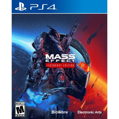 Mass Effect: Legendary Edition - PlayStation 4