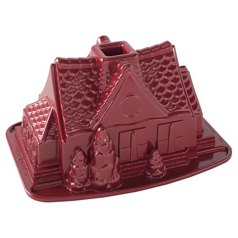 Nordic Ware Gingerbread House Cake Pan - image 1 of 1