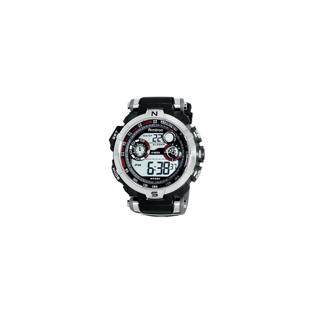 Men S Armitron Digital Sport Watch Black