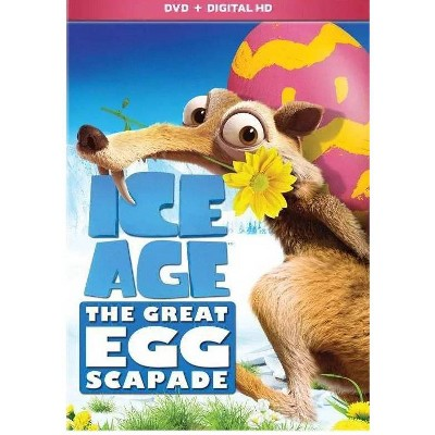 Ice Age: The Great Egg-Scapade (DVD + DHD)