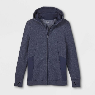 Boys' Premium Fleece Full Zip Hoodie - All in Motion™