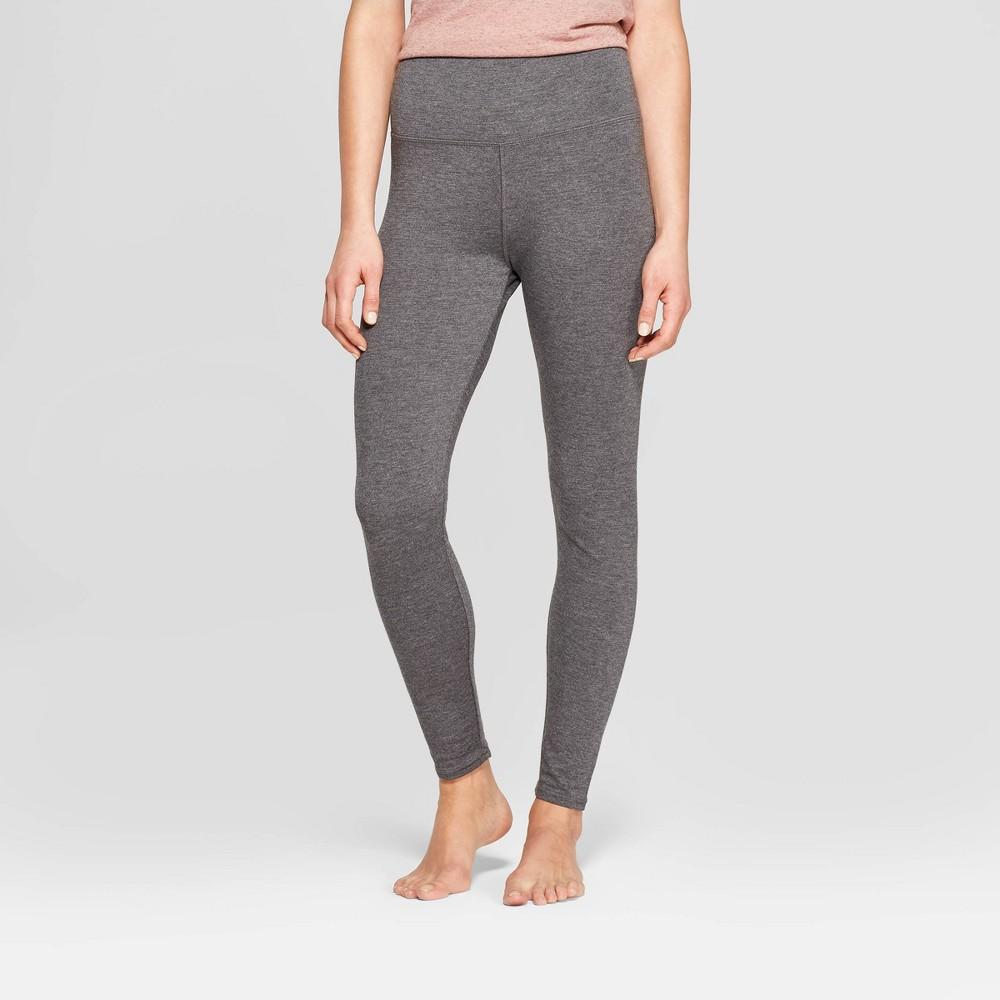Women's Beautifully Soft Leggings - Stars Above Gray XS