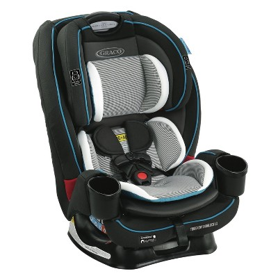 Graco TrioGrow SnugLock LX 3-in-1 Convertible Car Seat