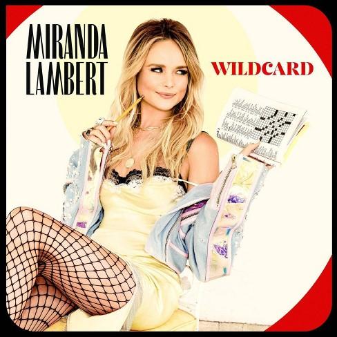 Miranda Lambert - Wildcard (CD) - image 1 of 1