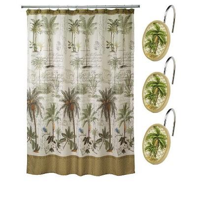 Avanti Colony Palm 13 Pc Bath Accessory Set