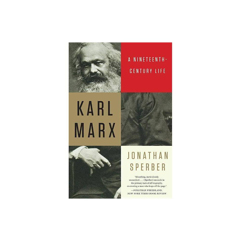 Karl Marx By Jonathan Sperber Paperback
