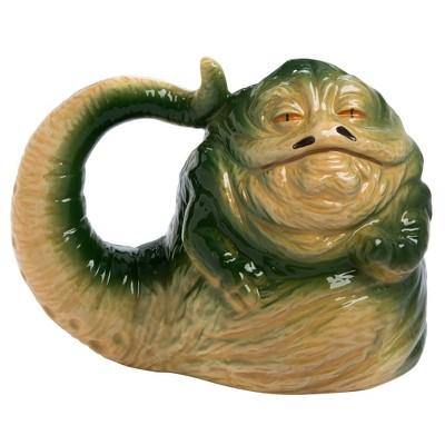Star Wars Jabba the Hutt 20oz Ceramic Sculpted Mug