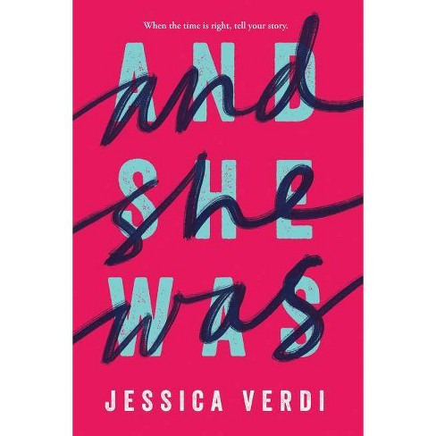 And She Was - by  Jessica Verdi (Hardcover) - image 1 of 1
