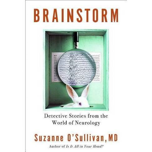 Brainstorm - by  Suzanne O'Sullivan (Hardcover) - image 1 of 1