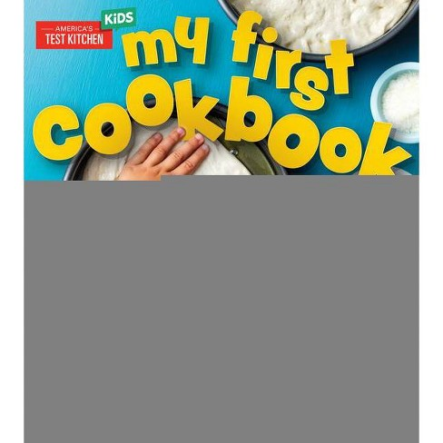 My First Cookbook - (Hardcover) - image 1 of 1