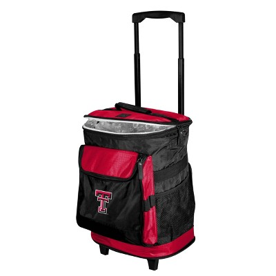 NCAA Texas Tech Red Raiders 48 Can Rolling Cooler