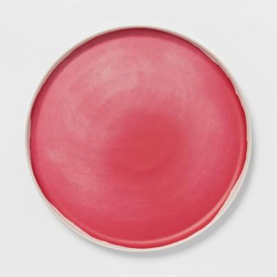 """10"""" Bamboo Melamine Dinner Plate - Opalhouse™"""