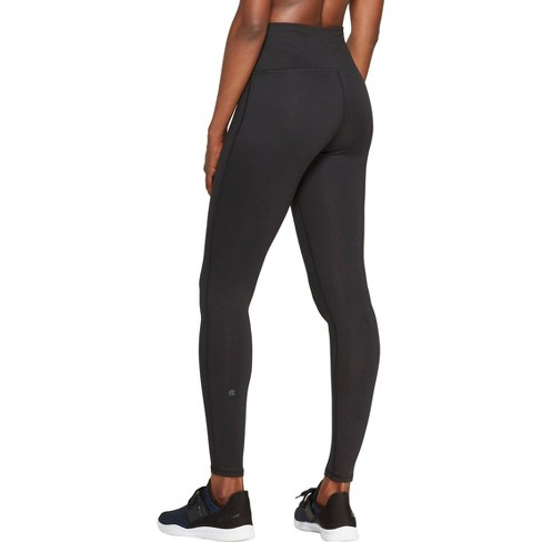 Women s Everyday High-Waisted Leggings - C9 Champion® Black   Target a17b2f3d1e85