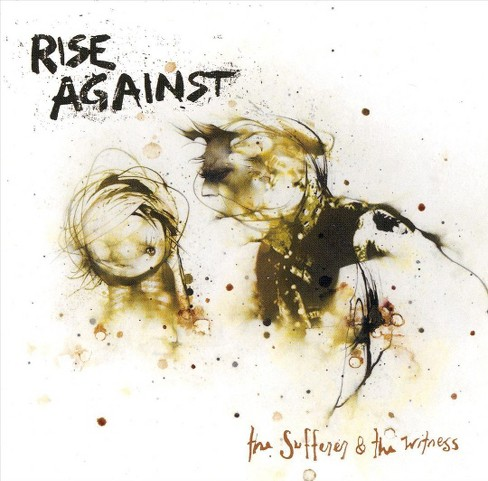 Rise against - Sufferer & the witness (CD) - image 1 of 1