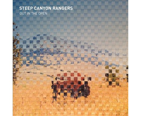 Steep Canyon Rangers - Out In The Open (CD) - image 1 of 1