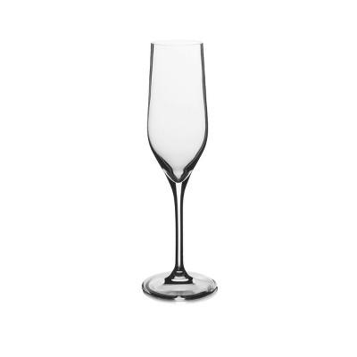 Stolzle Eclipse 6.25 Ounce Champagne Flute, Set of 6