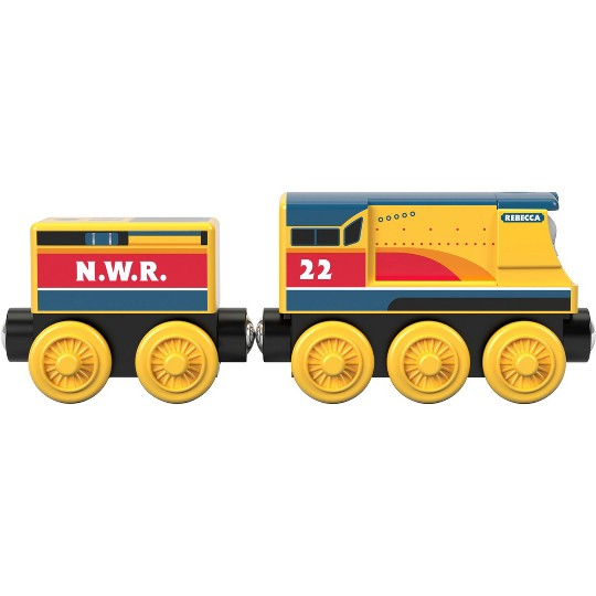 Fisher-Price Thomas & Friends Wood Rebecca image number null